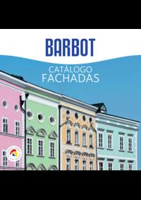 Catálogos e Coleções Barbot : Catálogo Fachadas