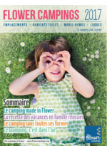 Catalogues et collections  : Flower Camping 2017