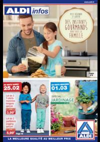 Prospectus Aldi Charenton-le-Pont : Des instants gourmands pour toute la famille