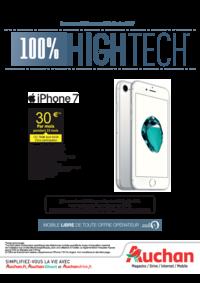 Prospectus Auchan Val d'Europe Marne-la-Vallée : 100% High Tech