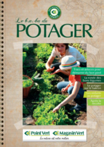 Catalogues et collections Point Vert : Le B.A.-ba du potager