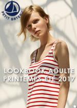 Promos et remises  : Lookbook adulte printemps été 2017