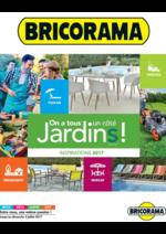 Prospectus Bricorama : On a tous un côté Jardins !