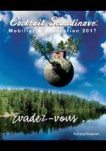 Catalogues et collections Cocktail Scandinave : Le catalogue 2017