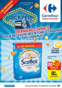 Prospectus Carrefour JAMBES : Hyper jackpot