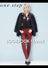 Catalogues et collections One step LE RAINCY : Feuilletez le lookbook femme