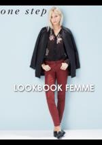 Promos et remises  : Feuilletez le lookbook femme