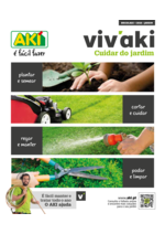 Folhetos AKI : Cuidar do Jardim