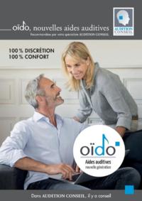 Catalogues et collections Audition Conseil PARIS GOBELINS : Catalogue Appareil Auditif Oïdo