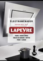 Promos et remises  : Catalogue Électroménager 2016-2017