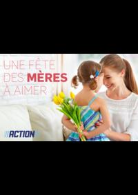 Prospectus Action BOUGE : Une Fête des Mères à Aimer