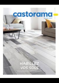 Prospectus Castorama PARIS 18 : Habillez vos sols