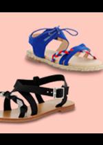 Catalogues et collections La Halle aux Chaussures : Craquez pour la collection fille