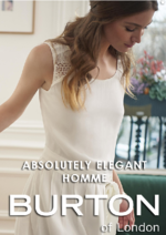 Catalogues et collections Burton : Campagne Absolutely elegant femme