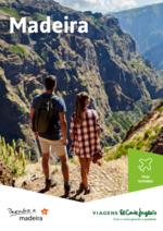 Catálogos e Coleções Viagens El Corte Inglés : Descubra a Madeira