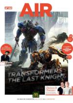 Promos et remises  : Air le Mag du mois de Juin 2017