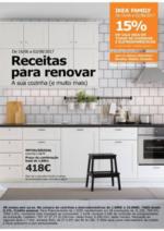 Promoções e descontos  : Receitas para renovar a cozinha