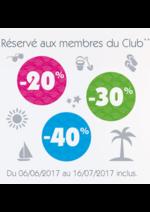 Promos et remises Orchestra : Promos réservées aux membres Club