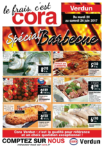 Prospectus  : Spécial barbecue