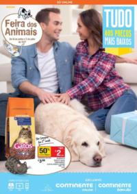 Folhetos Continente Bom Dia Arruda dos Vinhos : Feira dos animais