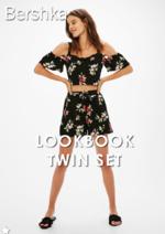 Catalogues et collections Bershka : Lookbook Twin Set