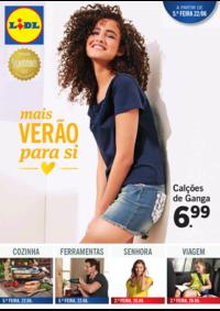Folhetos Lidl Alenquer : Mais Verão para si