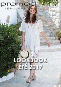Catalogues et collections Promod Bruxelles - City 2 : Lookbook Été 2017
