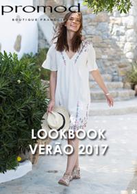 Catálogos e Coleções Promod Lisboa Colombo : Lookbook Verão 2017