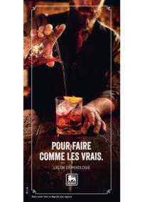 Prospectus Supermarché Delhaize Nivelles : Pour faire comme les vrais