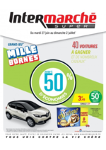 Prospectus Intermarché Super : Grand jeu mille bornes III