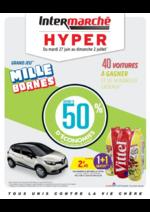 Prospectus Intermarché Hyper : Grand jeu mille bornes II