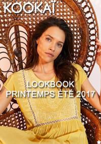 Catalogues et collections KOOKAÏ BOULOGNE : Lookbook printemps été 2017