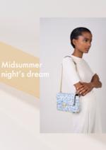 Catalogues et collections PARFOIS : Midsummer night's dream