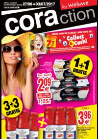 Prospectus Cora WOLUWE : Cora action