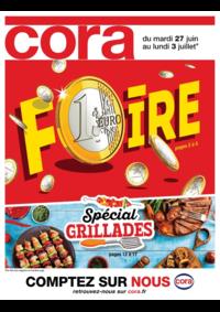 Prospectus Cora ERMONT : Foire 1€