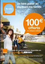 Prospectus Orange : Se faire plaisir en équipant ma famille