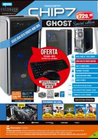 Folhetos CHIP7 Alcochete : Special edition GHOST