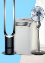 Catalogues et collections FNAC : Ventilateurs, rafraîchisseurs, climatiseurs dès 69,90€