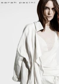 Catalogues et collections Sarah Pacini BRUXELLES - Dansaert : Lookbook Clarity is a vision