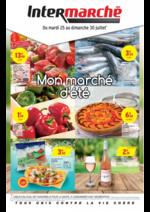Prospectus Intermarché Super : Mon marché d'été