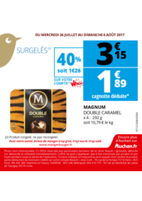 Prospectus MyAuchan Paris Vaugirard : Le meilleur d'Auchan