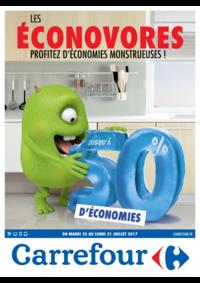 Prospectus Carrefour CHAMBOURCY : Les éconovores profitez d'économies monstrueuses !