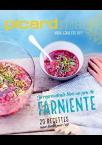 Journaux et magazines Picard PARIS : Picard Mag hors série été 2017