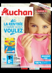 Prospectus Auchan PUTEAUX : La rentrée comme vous voulez