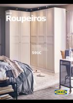 Catálogos e Coleções  : Roupeiros IKEA 2018