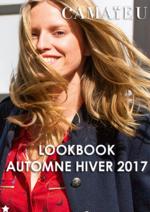 Catalogues et collections Camaieu : Lookbook automne hiver 2017