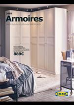 Catalogues et collections  : Catalogue Armoires 2018