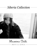 Catalogues et collections Massimo Dutti : Lookbook Siberia boys girls