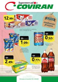 Folhetos Covirán Comporta : Preços de outono para si