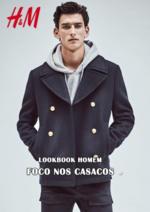 Promoções e descontos  : Lookbook Homem: Foco nos casacos